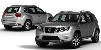 ALL NEW NISSAN TERRANO