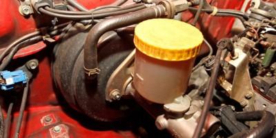 Perbesar Diafragma Booster  Rem Terrano Rem Nissan Terrano
